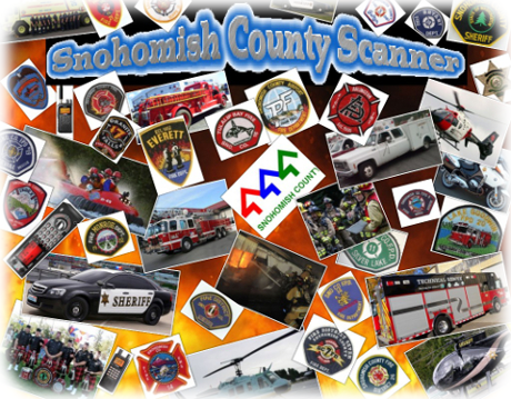Snohomish County Scanner – LIVE Police, Fire and EMS radio